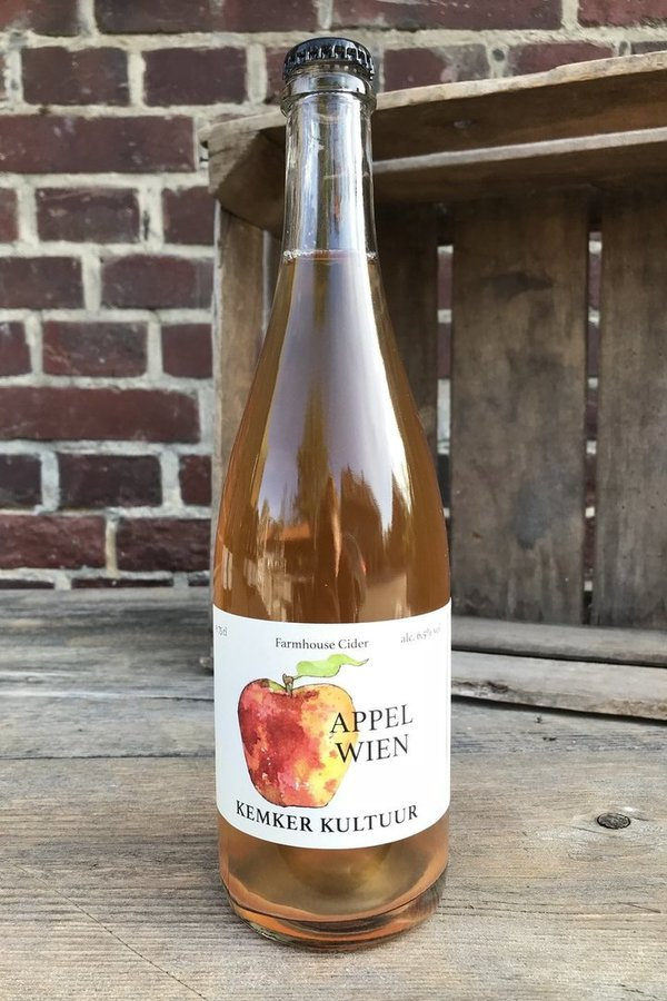 Appelwien Harvest 2019 - Farmhouse Cider 75cl