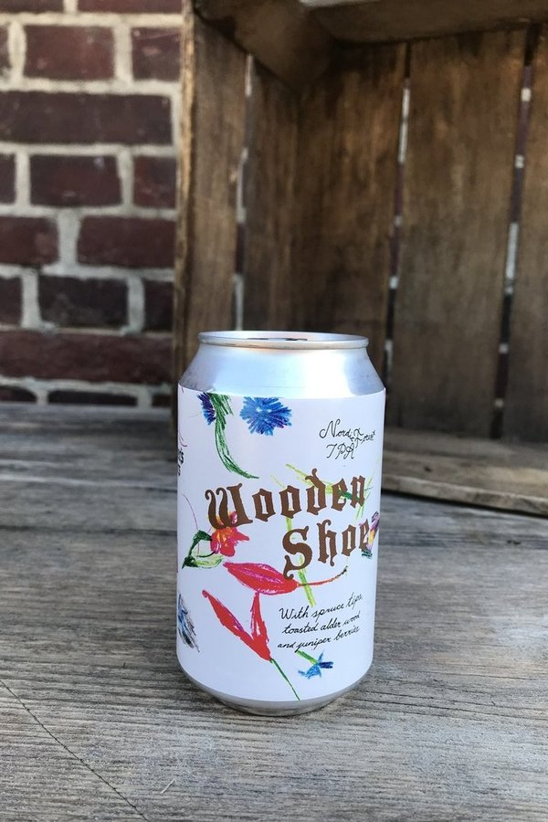 Butchers Tears - Wooden shoe Nordic Forest IPA 33cl